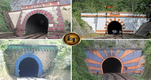 4 Terowongan Kereta Api Paling Angker Di Indonesia