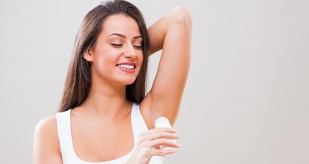 Dampak Penggunaan Deodoran Setiap Hari