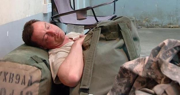 Rahasia Tidur Lelap ala Militer