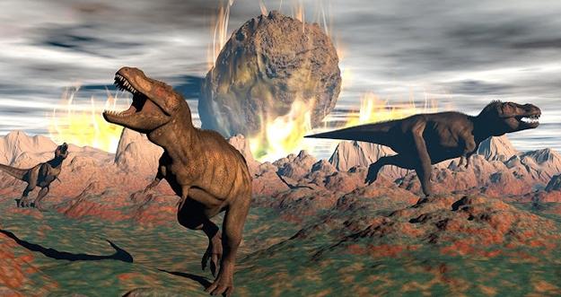 Ilmuwan Temukan Bukti Mengerikan Tentang Kepunahan Dinosaurus