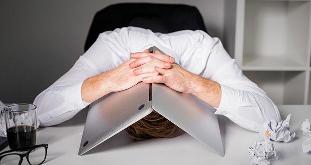 Kebiasaan Yang Bisa Membuat Pekerjaan Menjadi Lebih Sulit