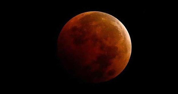 Gerhana Bulan Total Terjadi Lagi Bulan Juli 2018