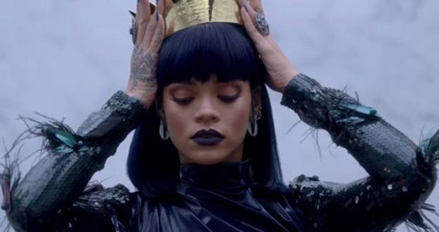 Koleksi Foto Fashion Terbaik Dari Diva Pop Rihanna