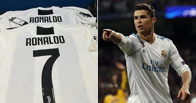 Pindahnya Cristiano Ronaldo Ke Juventus