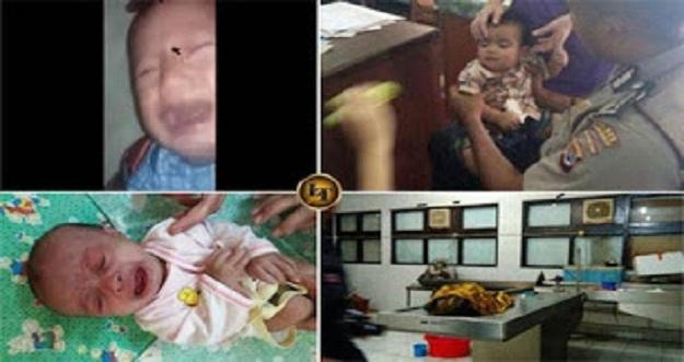 5 Kisah Sadis Orang Tua Yang Menyiksa Anaknya