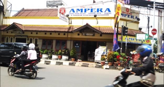 Inilah Restoran Enak di Jalur Selatan Jawa Barat