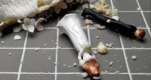 5 Pernikahan Tersingkat Selebriti Hollywood