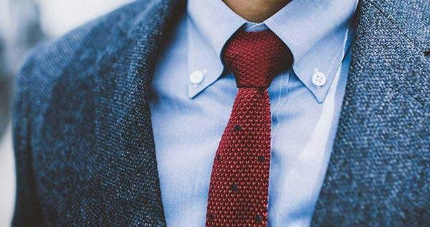Begini Cara Pasang Dasi Yang Benar Bagi Pria
