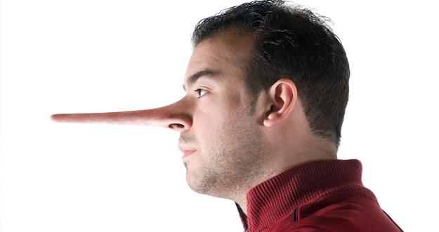 10 Trik Mudah Untuk Mengetahui Seseorang Sedang Berbohong