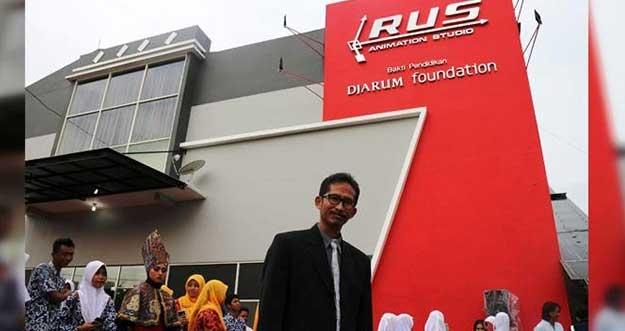 Ternyata Indonesia Punya Studio Animasi Sekelas Disney
