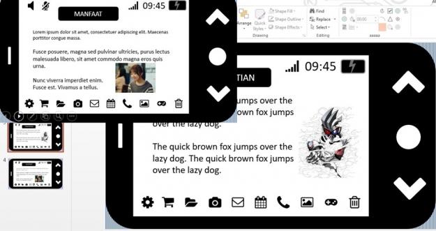 Cara Memperkecil Layar Presentasi Slide Show di Microsoft Power Point