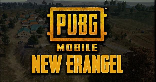 PUBG Mobile Rilis Peta New Erangel