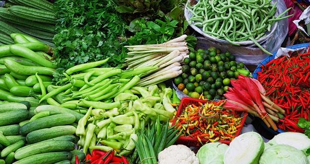 Tips Membersihkan Sayuran Hijau agar Bebas dari Ulat