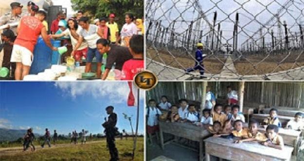 4 Fakta Menyedihkan Warga Di Perbatasan Timor Leste