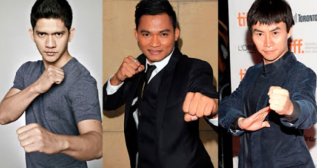 Triple Threat, The Expandables Versi Asia