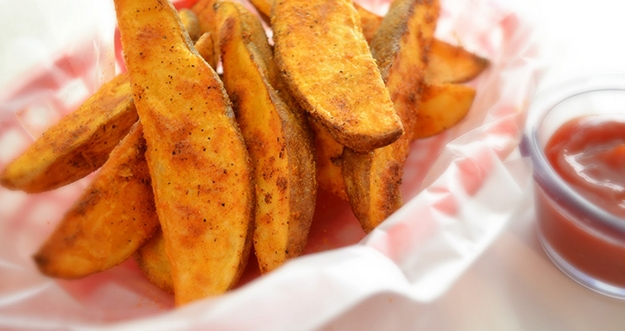Resep Membuat Potato Wedges