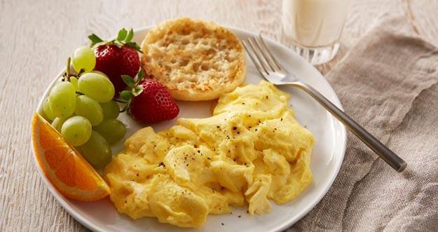 Resep Scrambled Egg Untuk Sarapan Pagi Yang Sehat