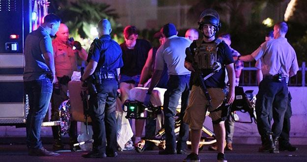 Suasana Horror Penembakan Di Las Vegas