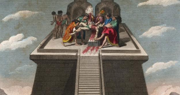 10 Ritual Zaman Dulu Yang Menggunakan Manusia Sebagai Korban