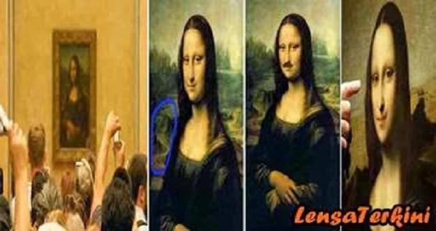 5 Misteri Dibalik Lukisan Terkenal Mona Lisa