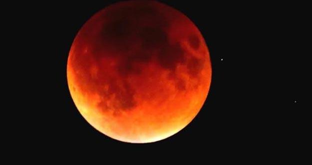 Tips Menyaksikan Gerhana Bulan Total 28 Juli 2018