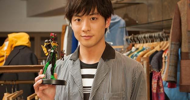 Aktor Kamen Rider Ini Ternyata Menyukai Makanan Gudeg