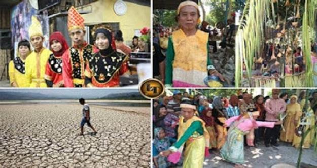 Mora'akeke, Ritual Meminta Hujan Oleh Suku Kaili Di Sulawesi Tengah