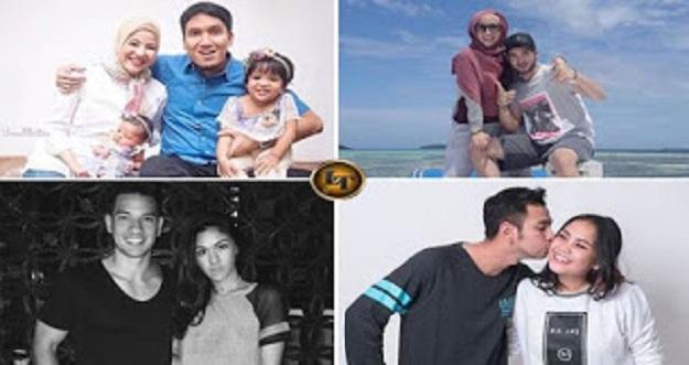 Pacaran Singkat, 5 Artis Ini Akhirnya Memutuskan Untuk Menikah