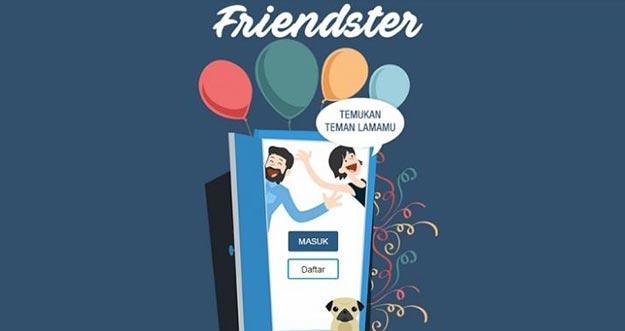 Akhirnya Friendster Hidup Kembali