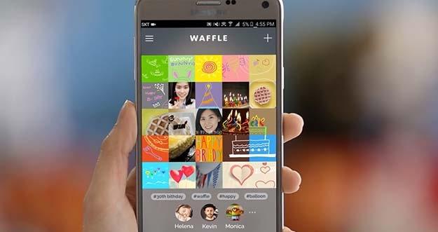Samsung Merlis Aplikasi Sosial Media Baru Yang Keren