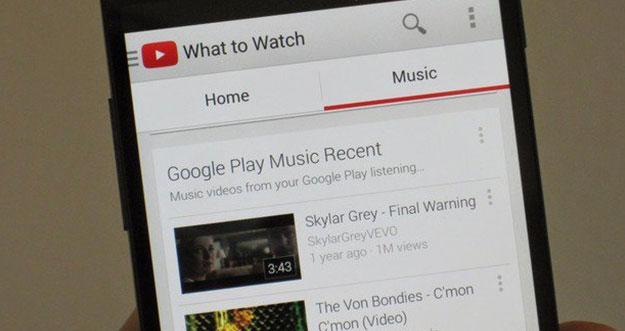 Pengguna Android Dimanja Dengan Tampilan Baru YouTube