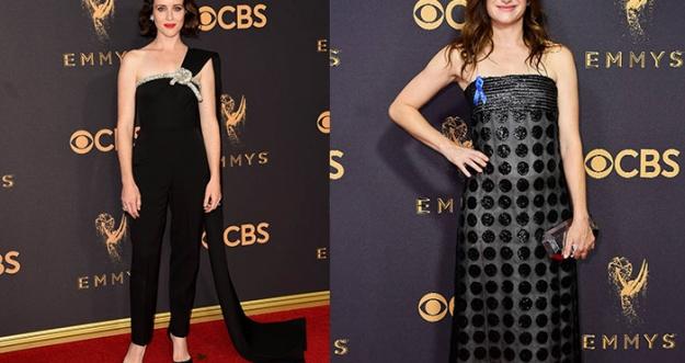 Selebriti Dengan Busana Terbaik Dan Terburuk Di Emmy Awards 2017