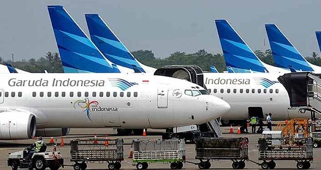 Garuda Indonesia Buka Lowongan Kerja