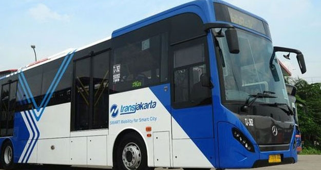 Jadwal Baru Bus TransJakarta Selama Pandemi Virus Corona