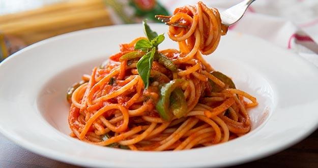 Resep Spaghetti Saus Tomat Rumahan