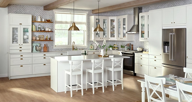 Tips Menghilangkan Bau Tak Sedap pada Lemari Dapur
