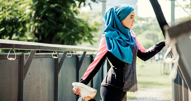 Tips Berolahraga Selama Bulan Ramadan
