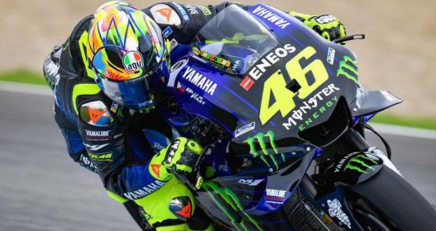 MotoGP 2020 Jadi Musim Terakhir Valentino Rossi?