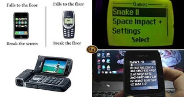 6 Keunggulan Handphone Nokia Jadul Yang Tak Dimiliki Android dan iPhone