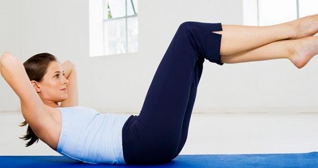 Mitos Atau Fakta, Sit Up Efektif Mengecilkan Perut