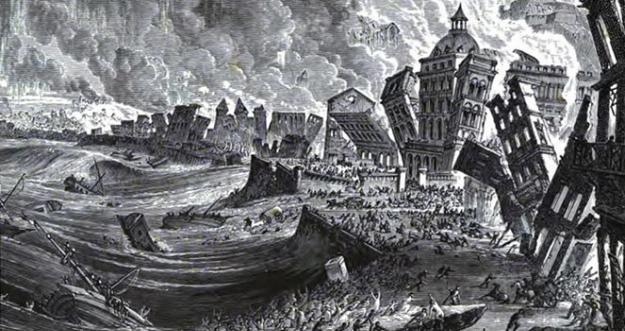 10 Bencana Tsunami Paling Mematikan Sepanjang Sejarah