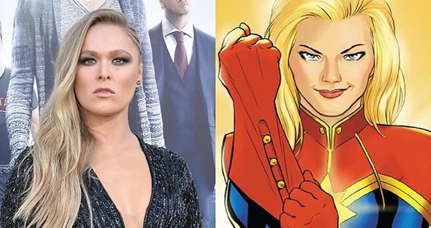 Superhero Wanita Marvel Ini Akan Segera Diproduksi Filmnya