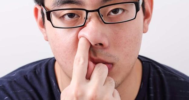 Penyebab Banyaknya Upil Di Hidung