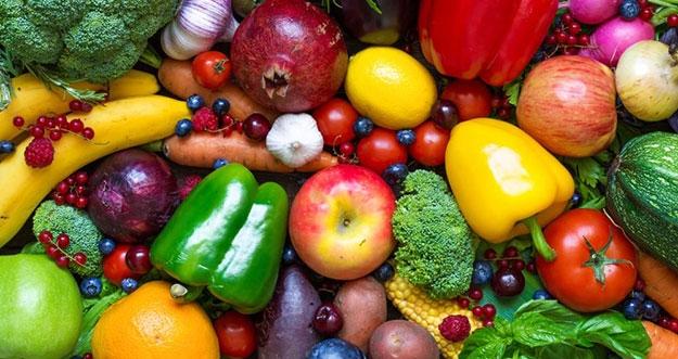 7 Jenis Buah dan Sayur Yang Paling Mengenyangkan