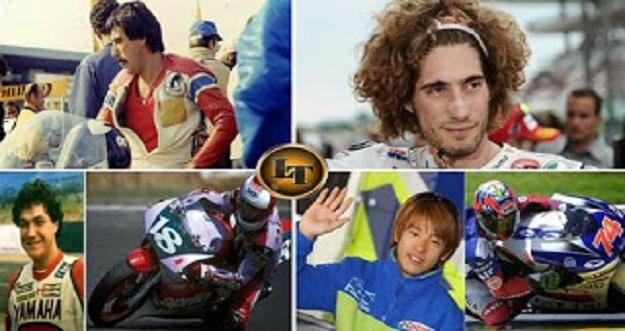 5 Pembalap MotoGP Yang Tewas di Sirkuit