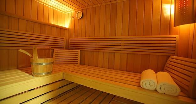 5 Manfaat Rajin Sauna