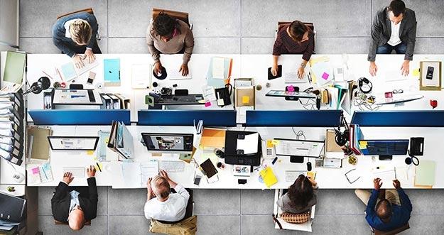 5 Cara Cepat Adaptasi Di Kantor Baru