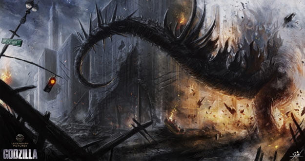 Remake Film Godzilla Akan Meneror Penontonnya Di Tahun 2014