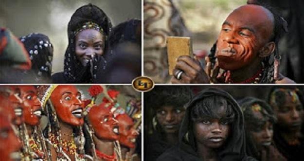 Tradisi Unik Mencuri Istri Atau Suami Dari Suku Wodaabe Di Afrika