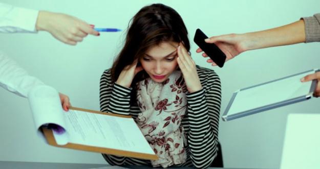Tips Menghadapi Rasa Stres